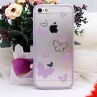 harga Casing Hp Season Case Butterfly Iphone 5/5s Iphone 6 Tokopedia.com