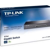 TP-LINK TL-SG1008 GIGABIT 8Port Switch Hub
