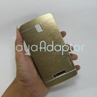 Case Almunium Oppo Yoyo Gold