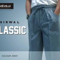 Sirwal Classic Gray