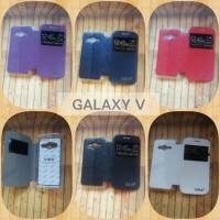 Samsung Galaxy V - Flip Shell View Smx