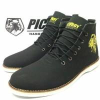 Sepatu Pichboy Brodo Boot