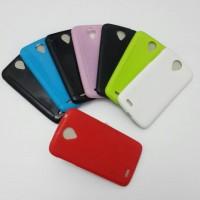casing cover case silikon hardcase jelly for lenovo s820