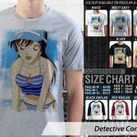 Kaos Detective Conan 33 Ran Mouri