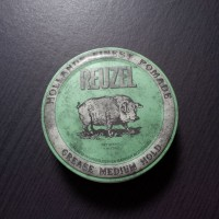 Reuzel Grease Medium Hold (Green)