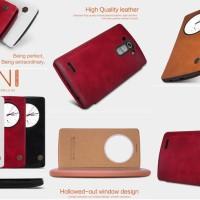Nillkin Qin Dompet Wallet Leather Flip Cover Casing Case LG G4 H815