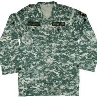 Harga kemeja panjang army loreng doreng digital | Pembandingharga.com