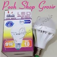 Lampu Bohlam LED 9 Watt