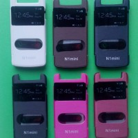 Flip Cover Oppo N1 Mini Doubel View