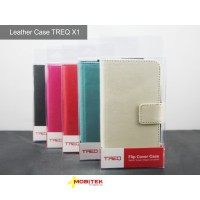 Leather Case Treq X1