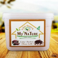 Lulur organik badan My Nature Choco Latte