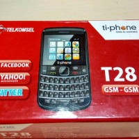 Hp Tiphone T28 Dual Sim GSM (BNIB)