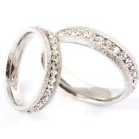 harga Cincin Couple - Rubic Zirconia Silver Ring Tokopedia.com
