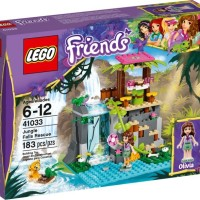 LEGO 41033 FRIENDS Jungle Falls Rescue