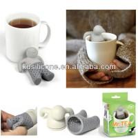 Saringan Teh Unik / Tea Bag Man