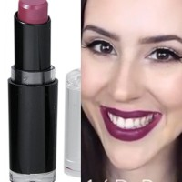 Wet n Wild Megalast Lip Color Ravin Raisin
