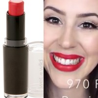 Wet n Wild Megalast Lip Color Purty Persimmon
