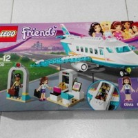 Lego Friends 41100 Heartlake Private Jet. New