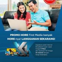 Paket promo first media