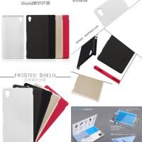 harga Hardcase Nillkin Frosted Hard Cover Case Sony Xperia M4 Aqua / Dual Tokopedia.com