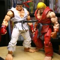 NECA Street Fighter Ken