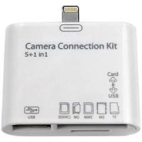 Camera Connection Kit card reader ipad mini / mini 2 / ipad 4 5 in 1