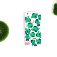 Casing HP Unik Averger Case Hulk Iphone 4/4s/5/5s/6 S4 S5 Grand 1/2