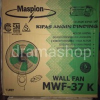 harga Kipas Angin Dinding Maspion 37k, Wall Fan 14