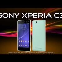 Sony Xperia C3 (Dual Sim) D2502 - Garansi Resmi Sony 1 Tahun