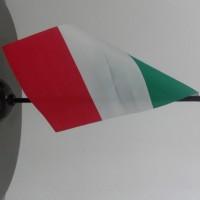 BENDERA MEJA NEGARA ITALIA KOLEKSI PAJANGAN DIRUMAH