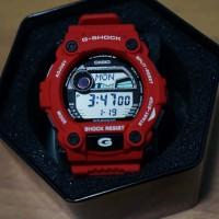 g-shock merah g-7900a-4 jam casio original bergaransi resmi termurah