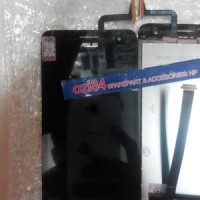 lcd touchscreen zenfone 5 asus satu set original