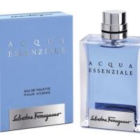 Original Parfum Salvatore Ferragamo Acqua Essenziale Pour Homme