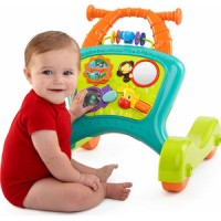 Bright Starts Sit to Stride Activity Baby Walker