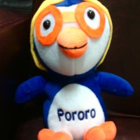 harga Boneka Pororo Si Penguin Cilik 30 Cm Tokopedia.com