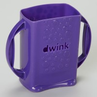 Dwink Box Universal Drink Box Holder Punky Purple