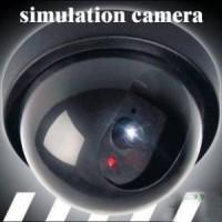 Kamera CCTV Imitasi / Simulasi (Mirip Asli) #005053