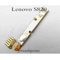 Flexible Volume Button Lenovo S820