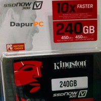Kingston 240GB SSDNow V300 SATA 6Gb / S - SV300S37A / 240G