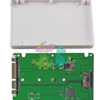 "M.2 NGFF SSD to 2.5"" SATA to adapter thickness case 7 mm"