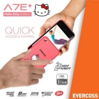 EVERCOSS A7E+ HELLO KITTY EDITION - RAM 1GB ROM 8GB - GARANSI 1 TAHUN