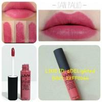 NYX SMLC San Paulo - Soft Matte Lip Cream