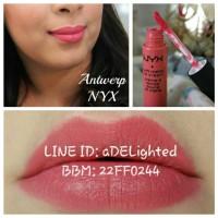 NYX SMLC Antwerp - Soft Matte Lip Cream