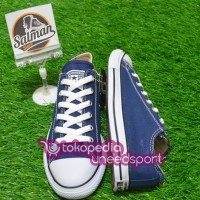 Sepatu Converse ALL STAR Low Navy Slim
