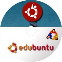 DVD Linux Edubuntu 14.04.2 LTS (Trusty Tahr) 32 bit