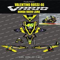 Stiker Striping Honda-vario-VR-46 Spec B