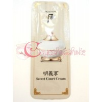 The History of Whoo Myeong Ui Hyang Secret Court Cream Sachet
