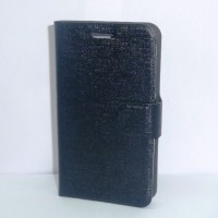Mobx Leather Case For Lenovo A390 Black
