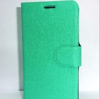 Mobx Leather Case For Lenovo S820 Green