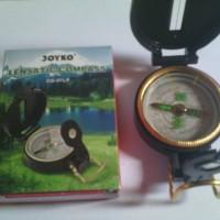 kompas outdor bahan plastik